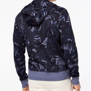 Michael Kors Jackets & Coats - Michael Kors Tropical-Print Fleece Hoodie **NWT**